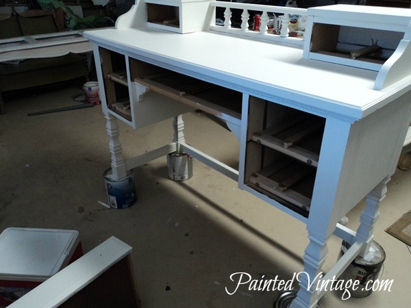 french desk primed