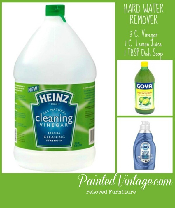 GIY Green Hard Water Stain Remover