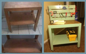 DIY Kids WorkBench BA