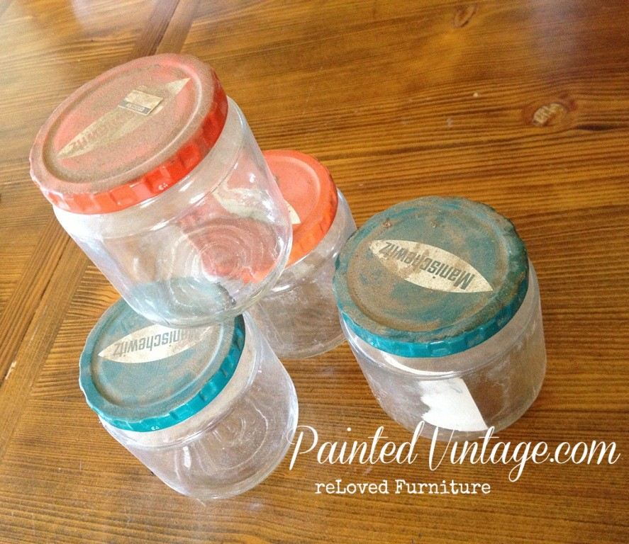 Old Jars to Repurpose