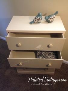 Birdie Dresser Nursery