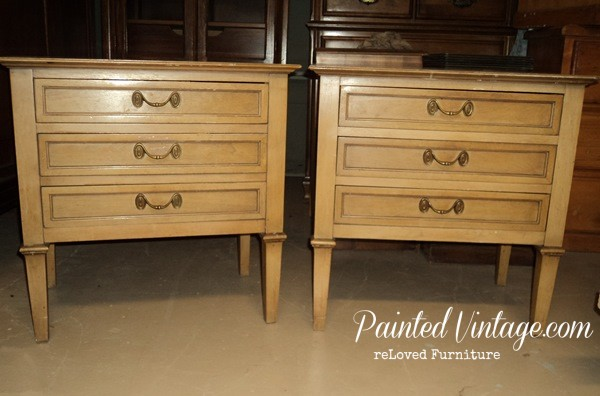 Drexel Nightstands
