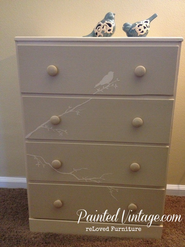 Little Birdie Dresser