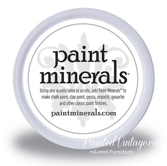 Paint Minerals Chalk Paint Powder