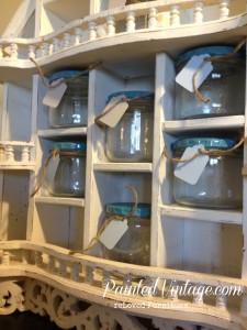 Shabby Craft Storage