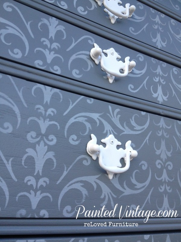 Painted Drawer Pulls