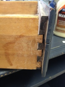 loose dovetail joints