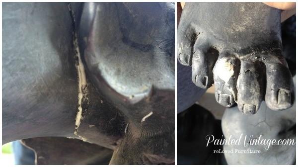 Resin Statue Repairs