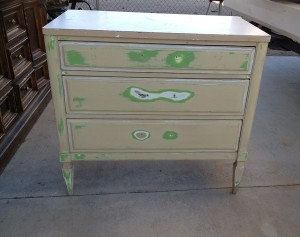 nightstands makeover