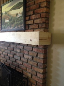 wood mantle 2