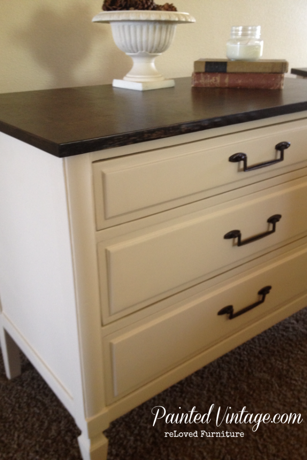 SW Irish Cream Nightstand