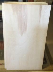 birch wood nightstand tops
