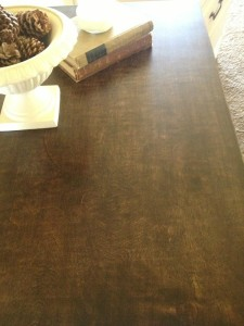 replacing nightstand laminate tops