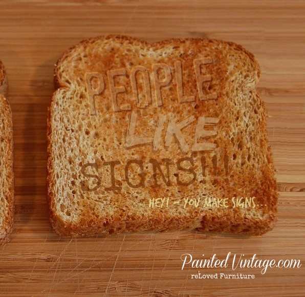 Sign in Toast