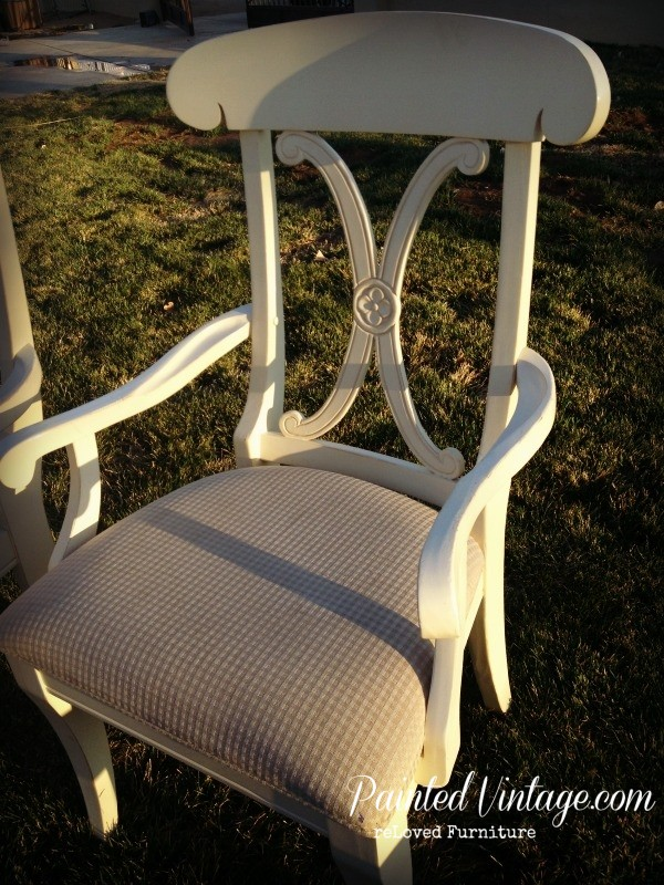 Dining Chairs Redo