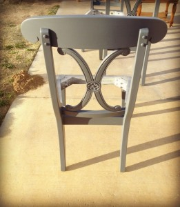 Dining Chair Sherwin Williams Cyberspace